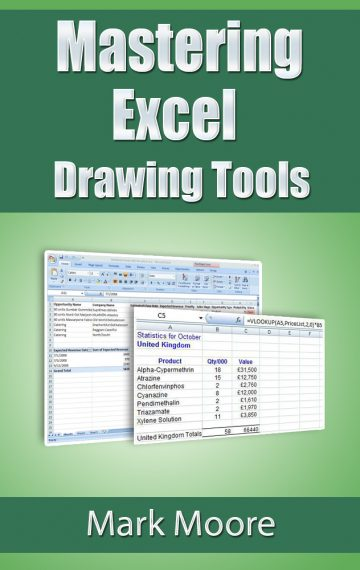 Mastering Excel: Drawing Tools