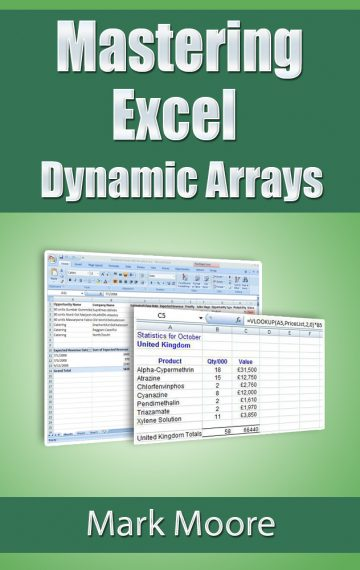 Mastering Excel: Dynamic Arrays