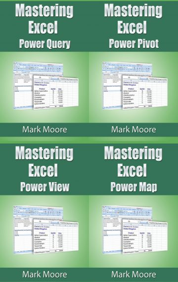 Mastering Excel: Power Pack Bundle