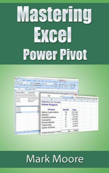 Mastering Excel: PowerPivot