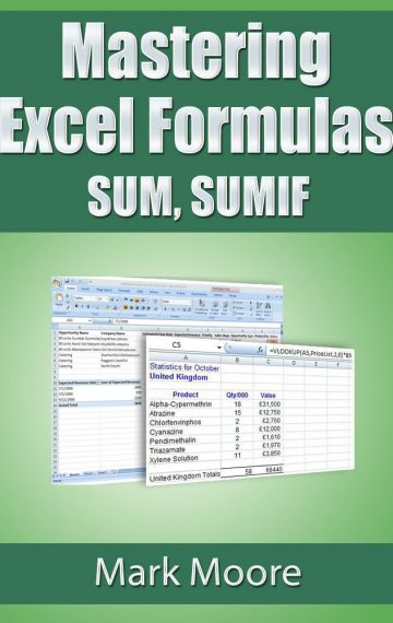Mastering Excel Formulas: SUM, SUMIF