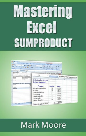 Mastering Excel: SUMPRODUCT