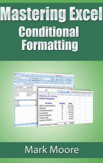 Mastering Excel: Conditional Formatting