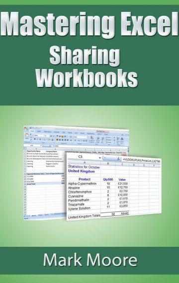 Mastering Excel: Sharing Workbooks