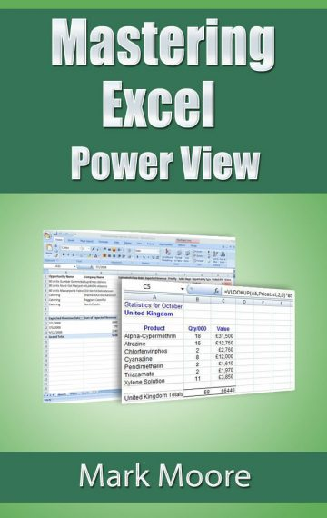 Mastering Excel: Power View