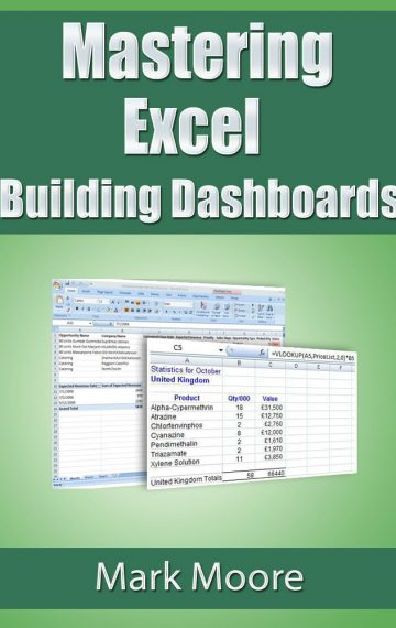 Mastering Excel: Building Dashboards